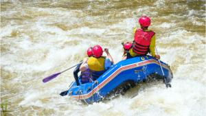 Water Rafting Chiang Mai Thailand
